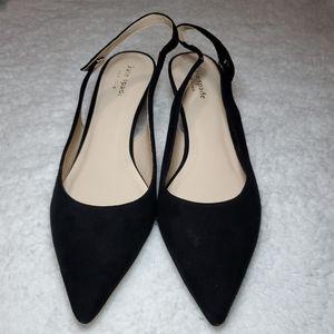 NEW Kate Spade Shiloh Black Heels